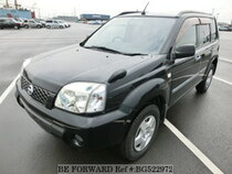 Used 2006 NISSAN X-TRAIL BG522972 for Sale for Sale