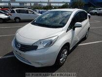 Used 2012 NISSAN NOTE BG524113 for Sale for Sale