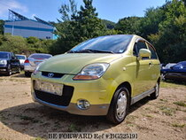 Used 2008 DAEWOO (CHEVROLET) MATIZ (SPARK) BG525191 for Sale for Sale