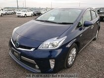 Used 2014 TOYOTA PRIUS BG524413 for Sale for Sale