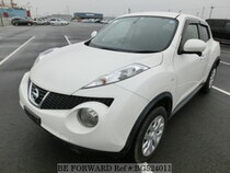 Used 2012 NISSAN JUKE BG524011 for Sale for Sale