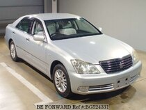 Used 2004 TOYOTA CROWN BG524331 for Sale for Sale