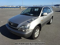 Used 1998 TOYOTA HARRIER BG524304 for Sale for Sale