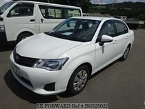 Used 2014 TOYOTA COROLLA AXIO BG525022 for Sale for Sale