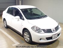 Used 2011 NISSAN TIIDA LATIO BG524315 for Sale for Sale
