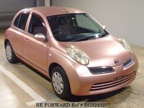 Used 2009 NISSAN MARCH BG524325 for Sale for Sale