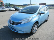 Used 2013 NISSAN NOTE BG525964 for Sale for Sale