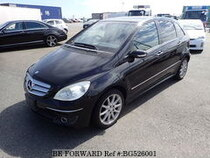 Used 2008 MERCEDES-BENZ B-CLASS BG526001 for Sale for Sale