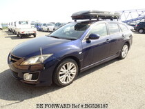 Used 2008 MAZDA ATENZA SPORT WAGON BG526187 for Sale for Sale
