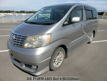 Used 2003 TOYOTA ALPHARD BG526443 for Sale for Sale