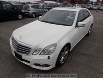 Used 2010 MERCEDES-BENZ E-CLASS BG527922 for Sale for Sale