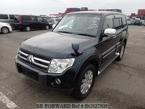 Used 2006 MITSUBISHI PAJERO BG527928 for Sale for Sale