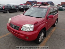 Used 2006 NISSAN X-TRAIL BG527929 for Sale for Sale