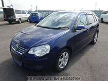 Used 2008 VOLKSWAGEN POLO BG527998 for Sale for Sale