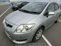 Used 2008 TOYOTA AURIS BG527867 for Sale for Sale