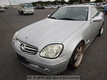 Used 1998 MERCEDES-BENZ SLK BG528360 for Sale for Sale
