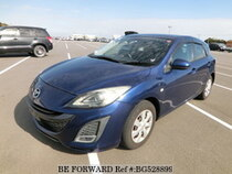 Used 2009 MAZDA AXELA SPORT BG528899 for Sale for Sale