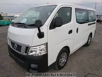 Used 2014 NISSAN CARAVAN VAN BG529478 for Sale for Sale