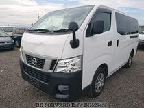 Used 2014 NISSAN CARAVAN VAN BG529485 for Sale for Sale