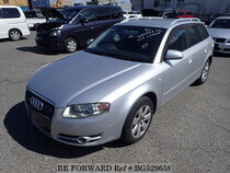 Used 2006 AUDI A4 BG529658 for Sale for Sale