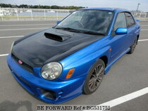 Used 2000 SUBARU IMPREZA WRX STI BG531752 for Sale for Sale