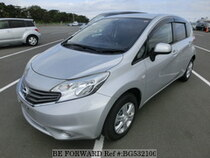 Used 2013 NISSAN NOTE BG532100 for Sale for Sale