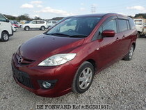 Used 2009 MAZDA PREMACY BG531931 for Sale for Sale