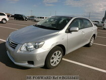 Used 2011 TOYOTA COROLLA AXIO BG533455 for Sale for Sale