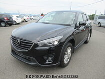 Used 2015 MAZDA CX-5 BG533382 for Sale for Sale