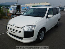 Used 2014 TOYOTA PROBOX VAN BG533408 for Sale for Sale