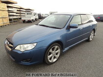 Used 2007 SUBARU LEGACY TOURING WAGON BG535431 for Sale for Sale