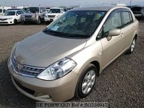 Used 2009 NISSAN TIIDA LATIO BG536947 for Sale for Sale