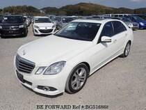 Used 2009 MERCEDES-BENZ E-CLASS BG516868 for Sale for Sale