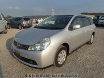 Used 2012 NISSAN WINGROAD BG533594 for Sale for Sale