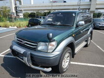 Used 1997 TOYOTA LAND CRUISER PRADO BG533884 for Sale for Sale