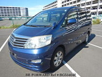Used 2007 TOYOTA ALPHARD BG534046 for Sale for Sale