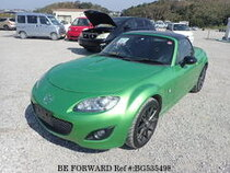 Used 2012 MAZDA ROADSTER BG535498 for Sale for Sale