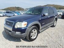 Used 2006 FORD EXPLORER BG535470 for Sale for Sale