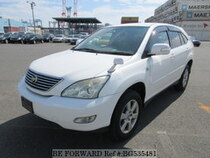 Used 2005 TOYOTA HARRIER BG535481 for Sale for Sale