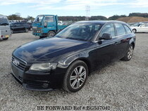 Used 2008 AUDI A4 BG537042 for Sale for Sale