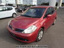 Used 2007 NISSAN TIIDA BG537805 for Sale for Sale