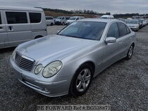 Used 2002 MERCEDES-BENZ E-CLASS BG538871 for Sale for Sale