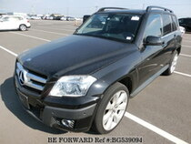 Used 2009 MERCEDES-BENZ GLK-CLASS BG539094 for Sale for Sale
