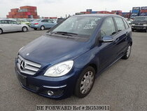 Used 2008 MERCEDES-BENZ B-CLASS BG539011 for Sale for Sale