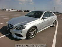 Used 2013 MERCEDES-BENZ E-CLASS BG539097 for Sale for Sale