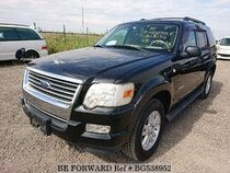 Used 2007 FORD EXPLORER BG538952 for Sale for Sale