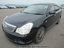 Used 2008 NISSAN BLUEBIRD SYLPHY BG538339 for Sale for Sale