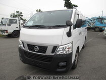Used 2014 NISSAN CARAVAN VAN BG539333 for Sale for Sale