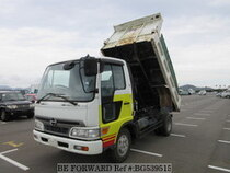 Used 2001 HINO RANGER BG539515 for Sale for Sale