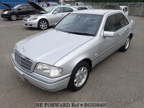 Used 1996 MERCEDES-BENZ C-CLASS BG539405 for Sale for Sale